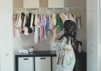 Baby Closet Ideas Pinterest