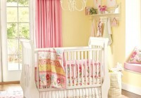 baby girl nursery curtains
