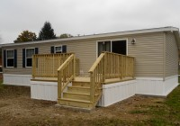 Back Decks For Mobile Homes