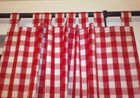 Back Tab Top Curtains