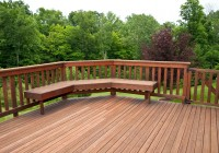 Back Yard Deck Ideas