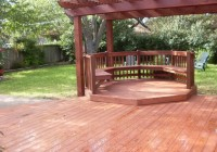 Backyard Deck Cost