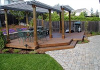 Backyard Decks And Patios