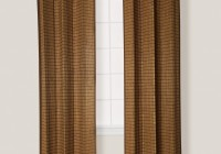bamboo closet door curtains