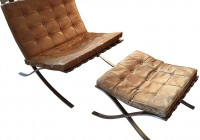 Barcelona Chair Cushions Replacement