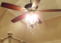 Bathroom Chandelier With Fan