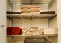 Bathroom Closet Organization Tips