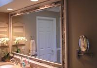 Bathroom Mirror Frame Ideas
