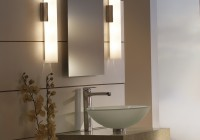 Bathroom Mirror With Lights Around It
