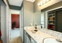 Bathroom Vanity And Linen Closet Combo