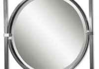 Bathroom Wall Mirrors Brushed Nickel