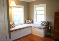 Bay Window Cushions Custom Made