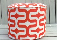 Bean Bag Ottoman Pattern