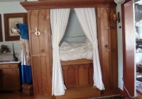 Bed In A Closet Pinterest