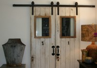 Bedroom Closet Barn Doors