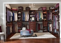 Bedroom Closet Organization Systems