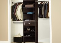 Bedroom Closet Organizer Systems