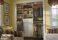 Bedroom Closet Organizers Ideas