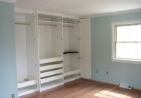 Bedroom Wall Closet Systems