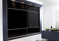 Bedroom Wardrobe Closet Sliding Doors