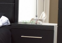 Bedside Tables Black