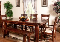 Bench Kitchen Table And Chairs