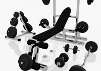 Bench Press Machine Workout