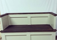 Bench Seat With Storage Nz