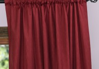 Best Curtain Rods Blackout Curtains