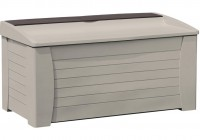 Best Price Suncast Deck Box With Seat