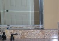 Beveled Glass Mirror Strips