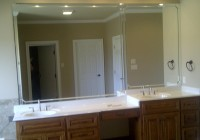 Beveled Glass Mirror Trim