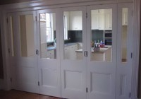 bifold closet door alternatives