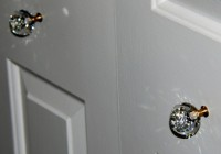 Bifold Closet Door Knobs