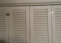 bifold closet door lock
