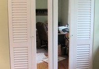 bifold mirrored closet doors