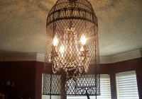 Birdcage Chandelier Restoration Hardware