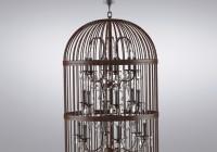 Birdcage Crystal Chandelier