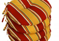 Bistro Chair Cushions Round
