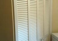 Black Bi Fold Closet Doors