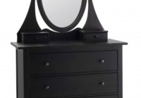 Black Dresser With Mirror Ikea