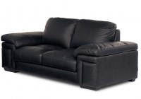Black Leather Couch Cushions