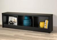 Black Storage Bench Canada