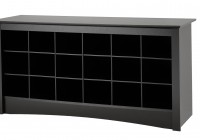 Black Storage Bench Walmart