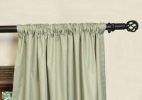 Blackout Curtain Rod