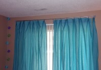 Blue Blackout Curtains Walmart