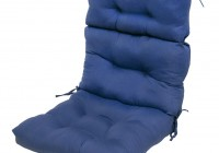 Blue Patio Cushions Outdoor Furniture