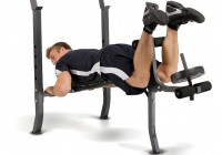 Body Champ Weight Bench Set