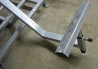 body solid bench rack combo