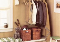 Boot Bench Coat Rack